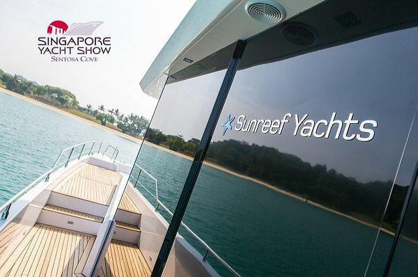 Sunreef Yachts prépare un grand retour au salon Singapore Yacht Show