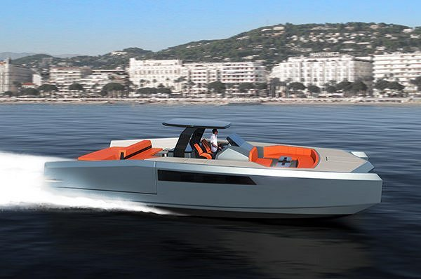 Sunreef Yachts Presents Two Versions of the 40 Open Sunreef Power  luxury day cruiser / foiling speeder