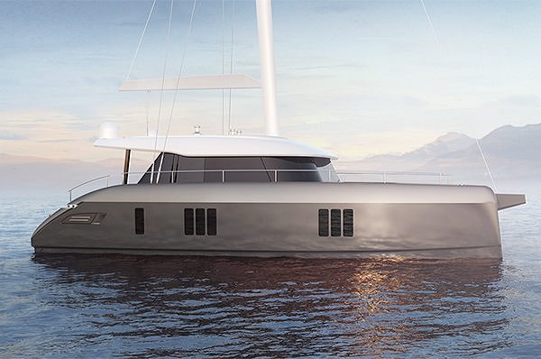 Sunreef Yachts dévoile le Sunreef 50