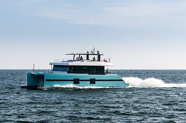 Christina Too: Le plus rapide des Sunreef Supreme 68 Power rejoint la flotte
