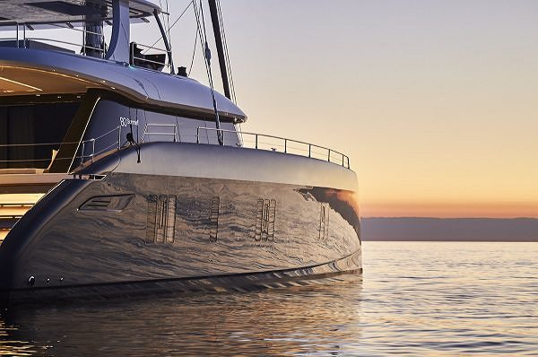Sunreef Yachts представляет Sunreef 80 GAYA