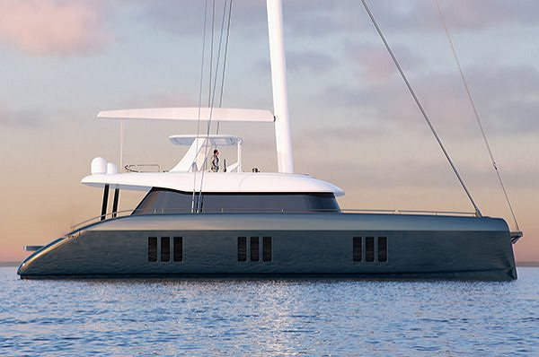 The Sunreef 70 joins the NEW sailing range