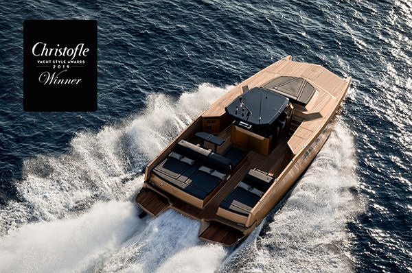 The 40 Open Sunreef Power is the Best Multihull Motor Yacht in Asia