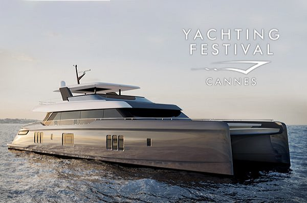 SUNREEF YACHTS ANNOUNCES WORLD PREMIERES  FOR THE CANNES YACHTING FESTIVAL