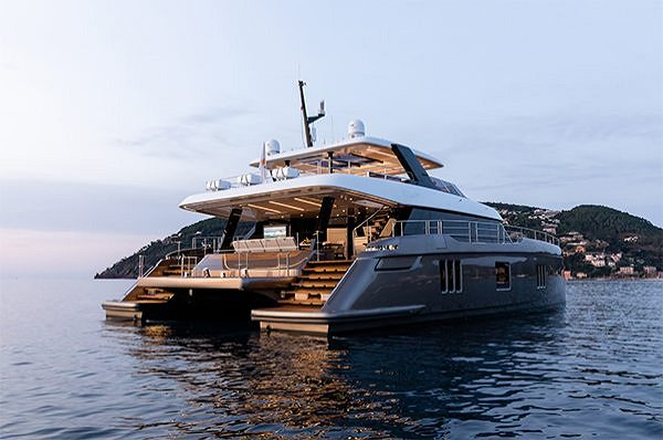 Sunreef Yachts officially unveils The 80 Sunreef Power