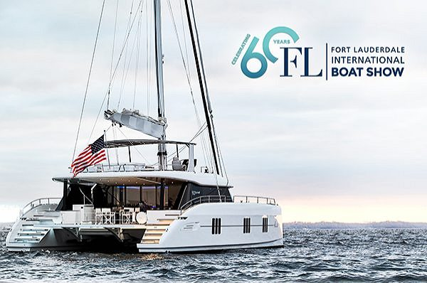 SUNREEF YACHTS JUŻ WKRÓTCE NA TARGACH FORT LAUDERDALE INTERNATIONAL BOAT SHOW