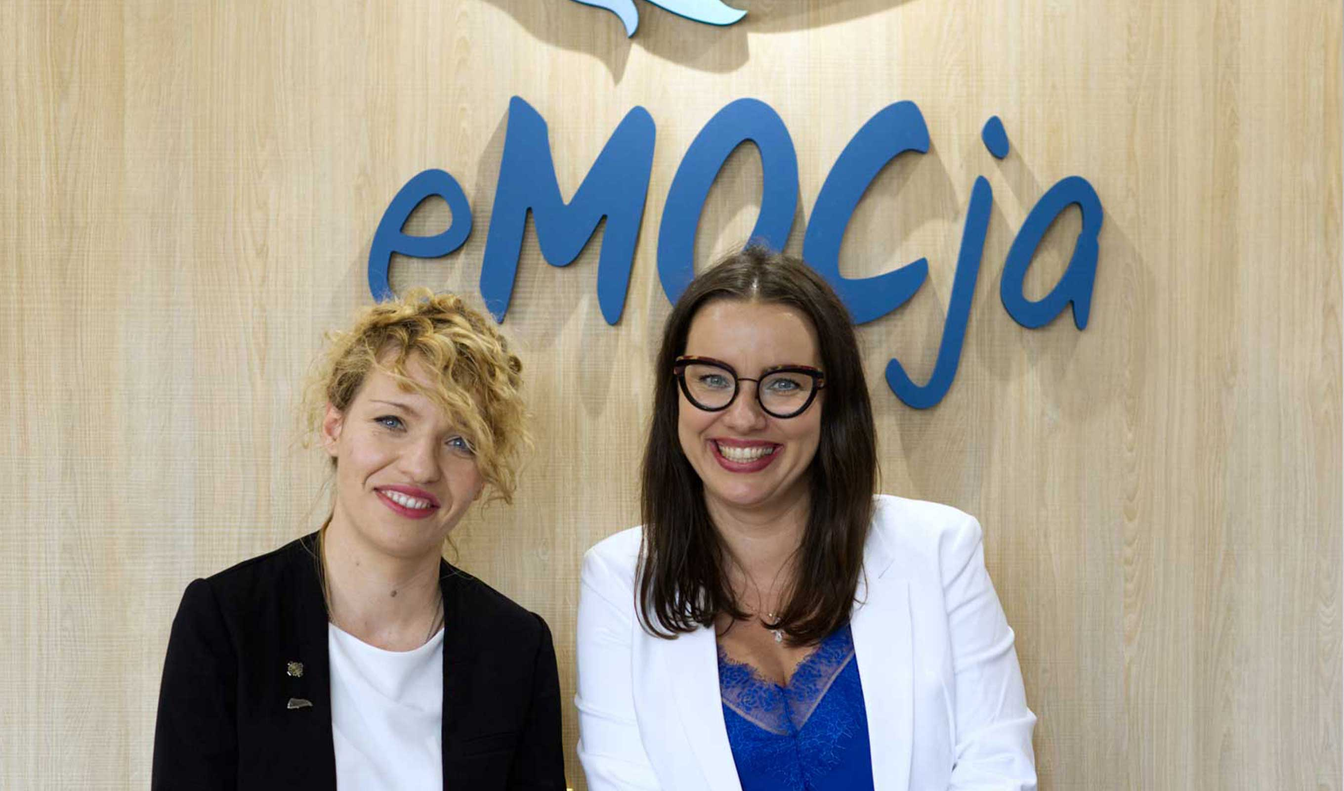 Interview with president of eMOCja center Ewa Liegman available on Sunreef Yachts Blog