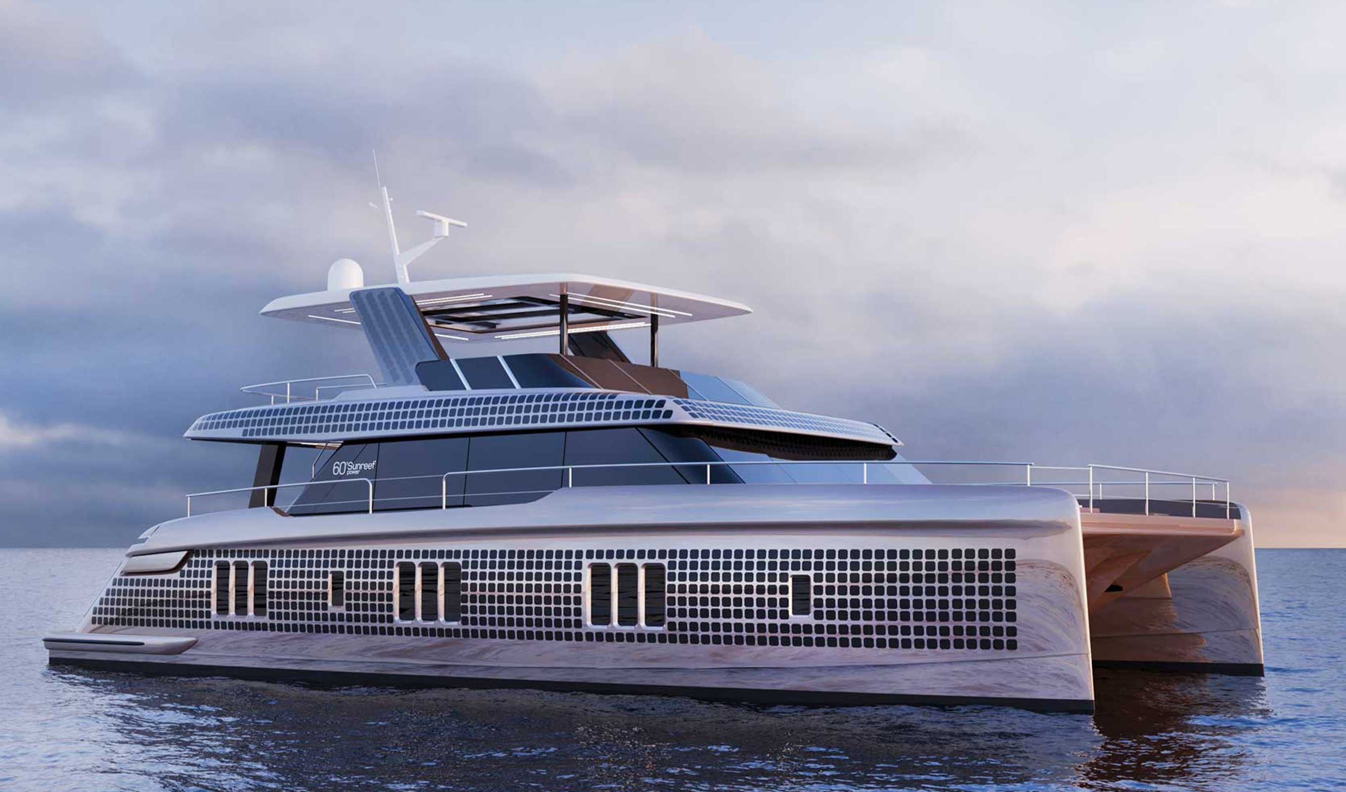 Sunreef Yachts unveils 60 Sunreef Power Eco