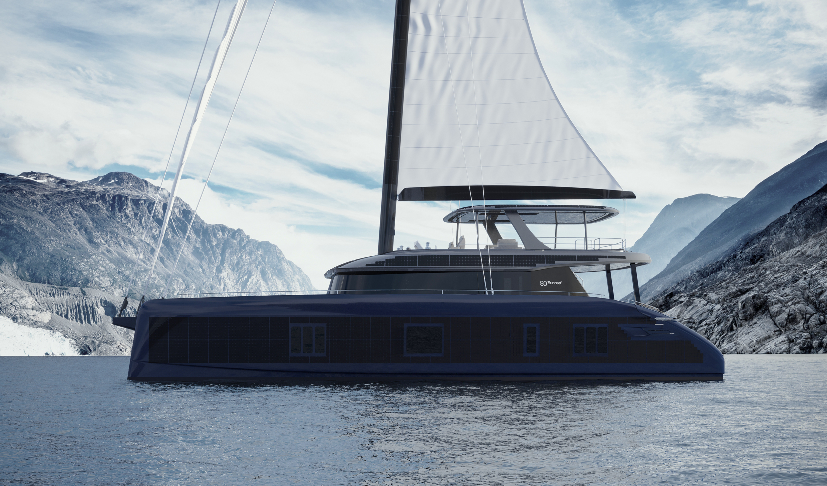 Sunreef 80 Eco en construction : La technologie de demain