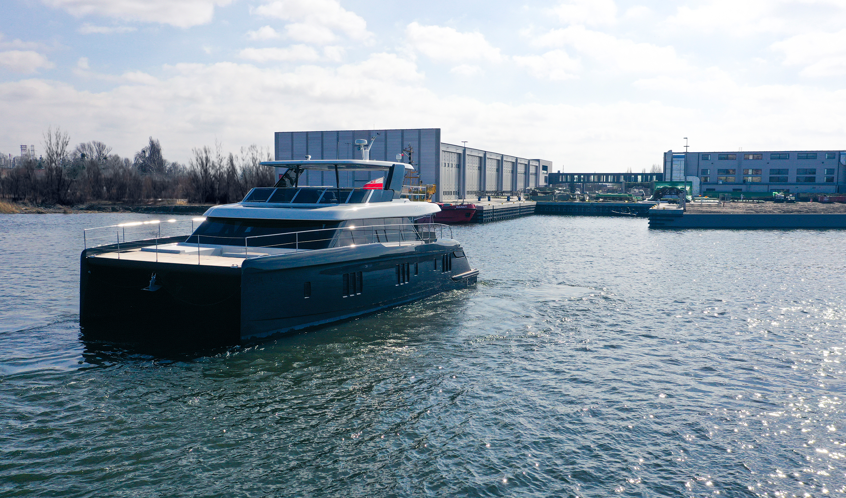 Un Nouveau 60 Sunreef Power rejoint la flotte