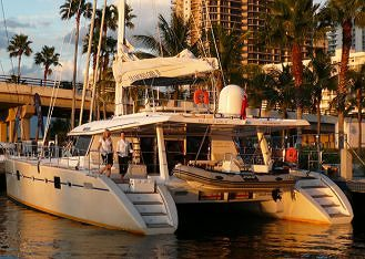 Sukces na International Boat Show w Fort Lauderdale!