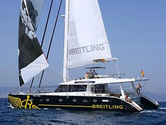 Le Sunreef 60 Gagne La Course Du Grand Prix Del Atlantico