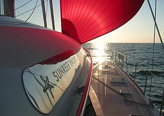 Sunreef Yachts Charter is getting ready for the Mediterranean Season