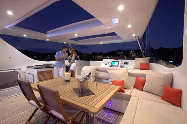 Sunreef Yachts at the Cannes International Boat Show - worldwide premiere of the Sunreef 102 IPHARRA