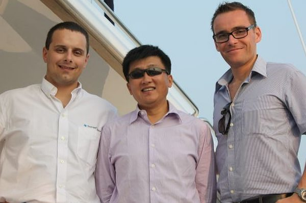 Sunreef Yachts delivers its first yacht to China