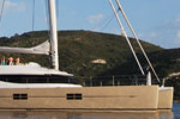 Sunreef Yachts Charter becomes the central agent of a 92foot sailing catamaran RAFOLY