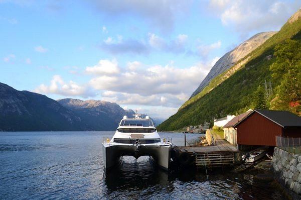 70 Sunreef Power DAMRAK II in Norway