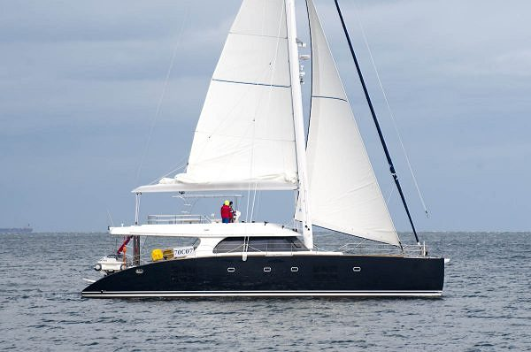 Two New Sunreef Catamarans Hit The Water In September
