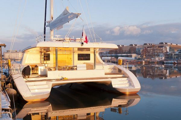 Sunreef Yachts Launches Its First Yacht of 2012, the Sunreef 70 POMAIKA'I