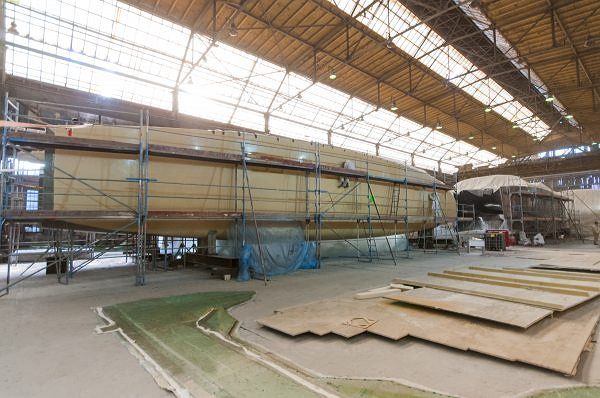 Impressive Progress in the Construction of New 2012 Premiere Models