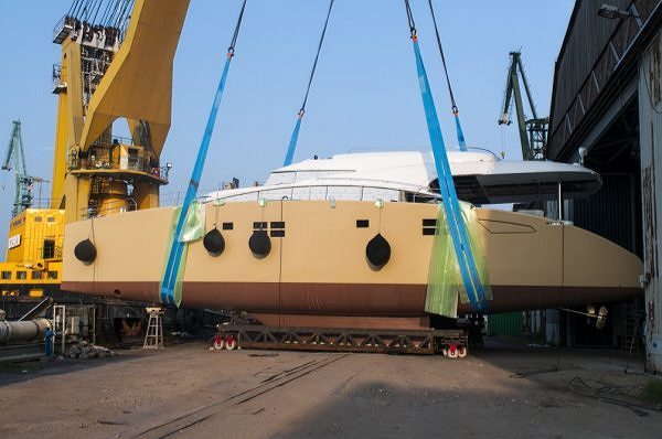 The Superyacht Sunreef 82 Double Deck Has Been Launched!