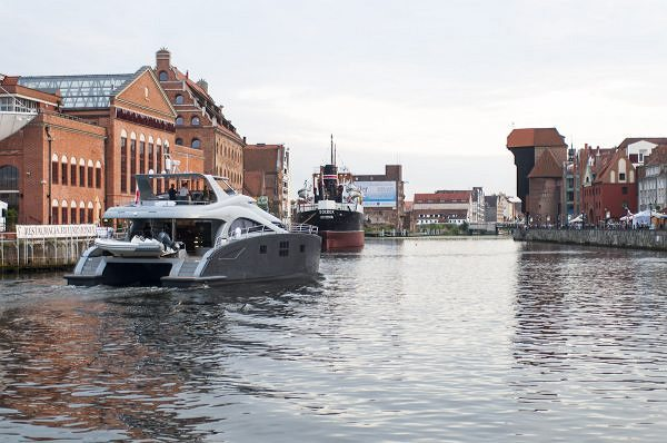 Two new motoryachts, SKYLARK and EWHALA, officially unveiled at Hilton Hotel in Gdansk