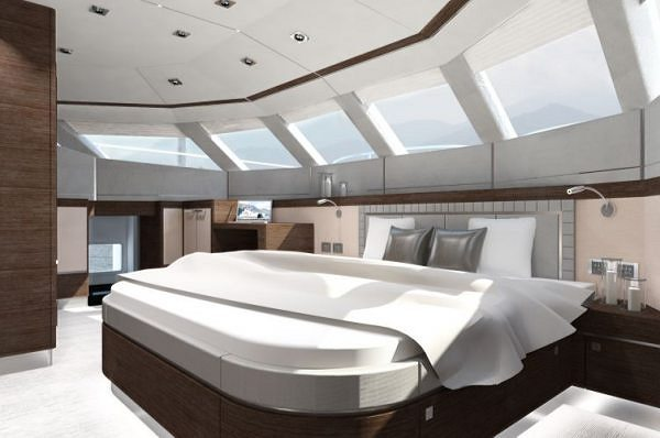Third unit of the new power yacht, 60 Sunreef Power, just sold!