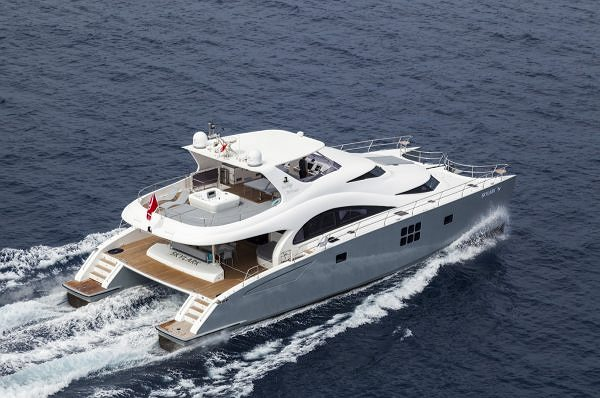 Sunreef Yachts at the Miami Brokerage and Yacht Show 2013