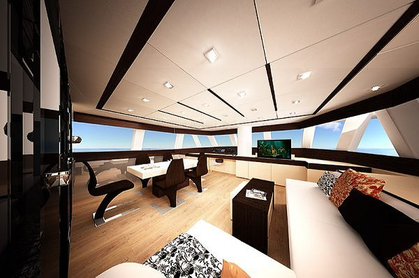 Sunreef Yachts Introduces a New Concept of a Pret-a-porter Luxury Yacht - Sunreef 60 LOFT