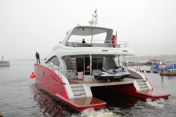 Sunreef Yachts Introduces the Innovative IPS System to the Power Catamarans Range