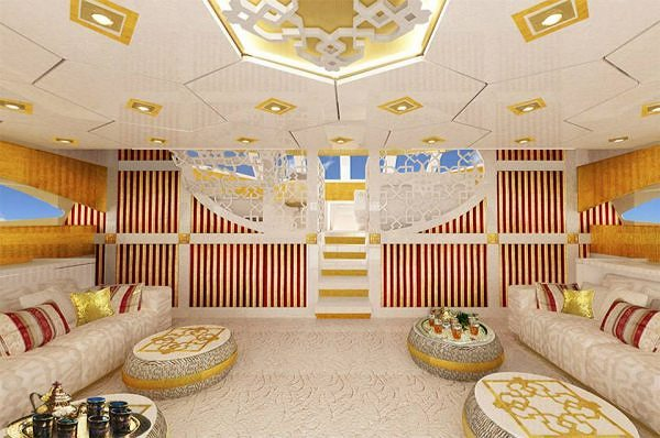 Sunreef Yachts Develops New Interior Designs for China and the Middle East