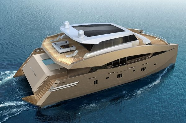Catamaran-Superyachts Ever More Popular with Three Superyachts Sold at Sunreef Yachts in the Last 3 Weeks!