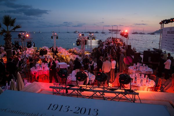 Francis Lapp Awarded as the Entrepreneur of the Year at the World Yacht Trophies 2013