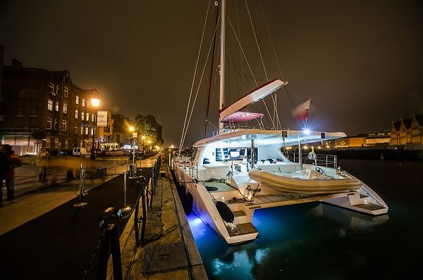 New Sunreef 60 LOFT GRACE after her Grand Premiere and First Sea Trials