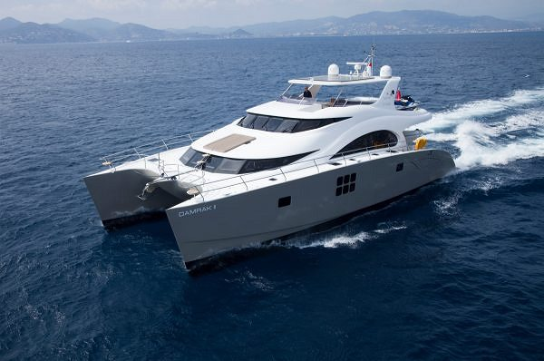 Sunreef Yachts Promotes its Power Catamarans Range at the Xiamen International Boat Show