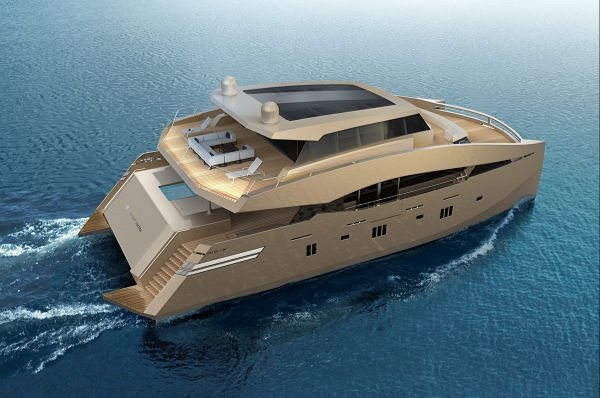 Sunreef Yachts Announces Its Presence During First Qatar International Boat Show 2013