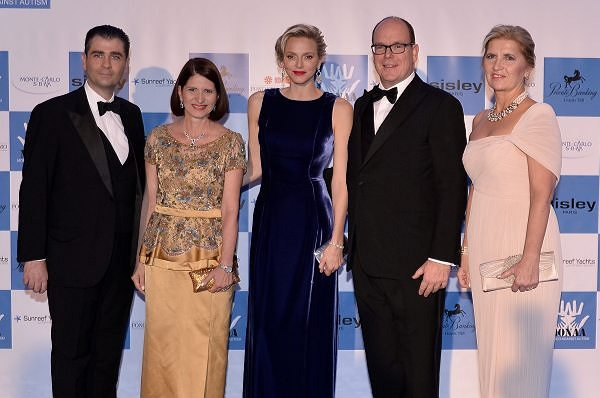Sunreef Yachts at Prestigious MONAA Fund Raising Event in Monaco