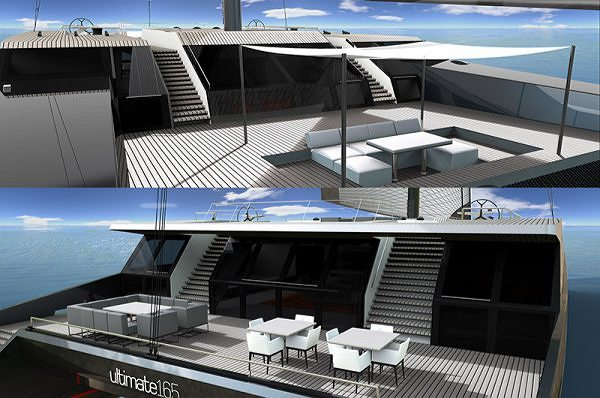 Sunreef Yachts présente son nouveau superyacht futuriste - le Sunreef 165 Ultimate