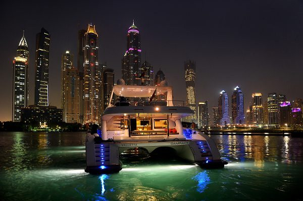Sunreef Yachts Announces Its Presence at Kuwait Yacht Show 2014