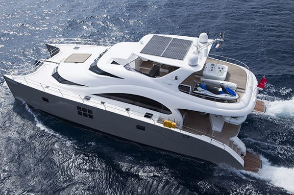 Sunreef Yachts présent au salon China (Shanghai) International Boat Show 2014