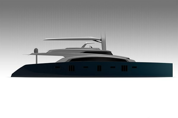 Sunreef Yachts Reveals its New Project of a Catamaran- Superyacht-Sunreef 92 Double Deck