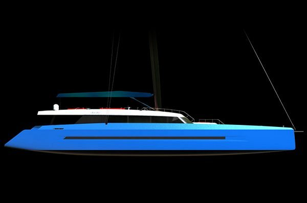 Sunreef Yachts Reveals its Newest Catamaran- Superyacht Model of Sunreef 156 ULTIMATE