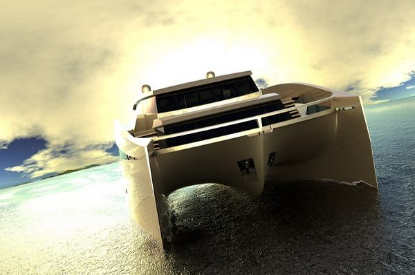 SUNREEF YACHTS presente le mega catamaran 115 Sunreef Power