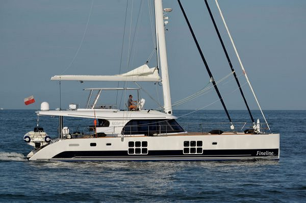 Sunreef Yachts Completes Delivery of the Sunreef 60 LOFT Fineline at the Cannes Yachting Festival 2015
