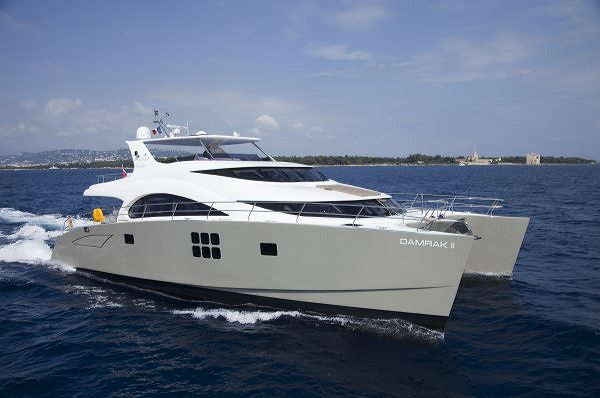 Sunreef Yachts Announces its Presence at the FLIBS 2015