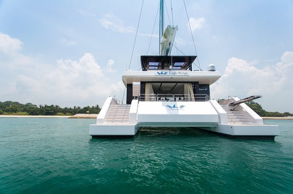 Sunreef Yachts раскрывает новый Sunreef Supreme 68 Eagle Wings