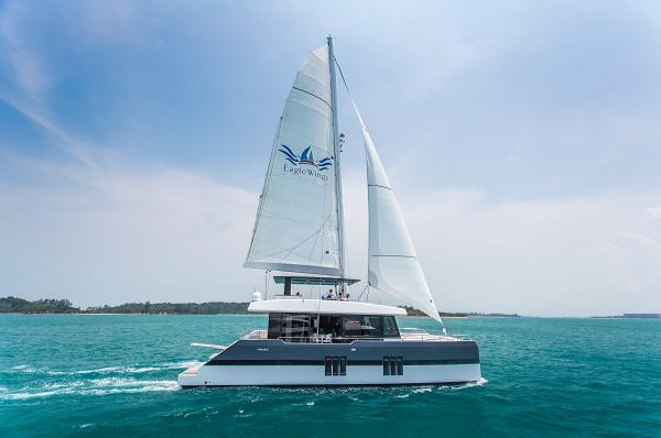 Sunreef Yachts Unveils the Sunreef Supreme 68 Eagle Wings