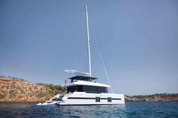 Sunreef Yachts launches the Second Sunreef Supreme 68