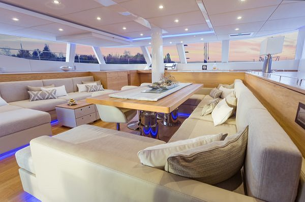 Sunreef Yachts Presents the First Carbon Sunreef 74 – Diana