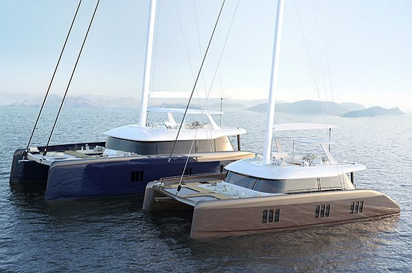 Sunreef Yachts Unveils a New Sail Yacht Range Concept